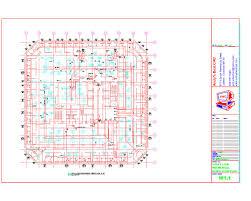 autocad hvac drafting samples