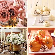 Fall Arrangements For Tables Simple Ideas For Fall Centerpieces Great For Thanksgiving Too