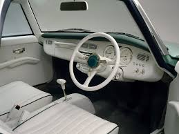 nissan nv2500 interior 1989 nissan figaro concept concepts