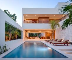 eco friendly house home designs pool deck eco friendly house in mexico does not