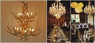 Rustic Wedding Chandelier Wedding Chandeliers