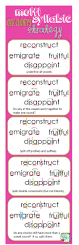 55 best prefixes suffixes word roots images on pinterest