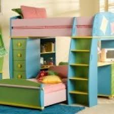 Wood Bunk Bed Designs by Wood Bunk Bed With Desk Underneath Foter