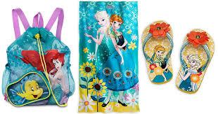 disney store 20 sale items ariel swim bag only 6 39