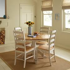 Extending Kitchen Tables by Small Round Kitchen Tables For 4 Small Round Dining Table Small