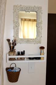 Ikea Bedroom Vanity Ideas Ikea Spice Rack To Hold Makeup Hanging Basket For Extra Things