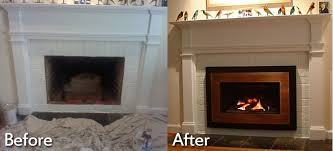 Gas Inserts For Fireplaces by Fireplace Installations Charlottesville Richmond Va Wooden Sun