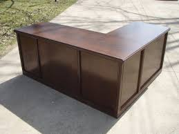 Diy L Shaped Computer Desk L Shaped Computer Desk Wall Unit By Nd2elk Lumberjocks