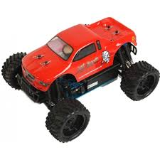nitro monster truck himoto 1 16 rc nitro monster truck lil devil