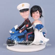 marine wedding cake toppers marine wedding cake toppers marine groom motorcycle cake