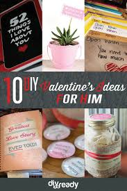 Homemade Valentine S Day Gifts For Him by 40 Best Valentines Day Is Coming Up Soon Images On Pinterest