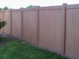 Garden Fence Types - lawn u0026 garden privacy fence styles for backyard wood privacy
