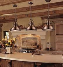 Bronze Kitchen Lighting Homethangs Has Introduced A Guide To Trendy Kitchen Lighting