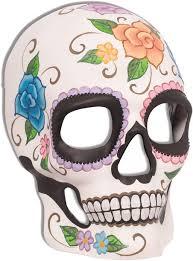 costume masks silver light up led smiling skeleton skull mask costume