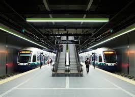 parking at husky stadium light rail sound transit u link university of washington station lmn