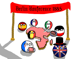Scramble For Africa Map by Scramble For Africa Polandball Wiki Fandom Powered By Wikia