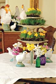 Spring Table Settings Ideas spring table settings and centerpieces southern living house