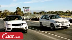 Bmw X5 63 Plate - drag race bmw x5 m50d versus range rover sport supercharged v8