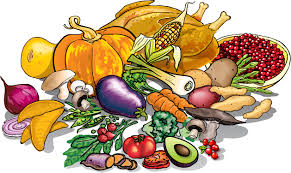 thanksgiving food free clip free clip