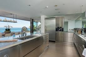 modern malibu beach house rooms with a view view in gallery malibu beach house chefs kitchen jpg