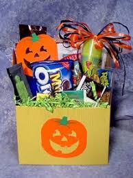 college halloween gift baskets halloween care packages pa