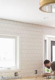 caulking kitchen backsplash finishing tile with grout caulk and sealer hometalk