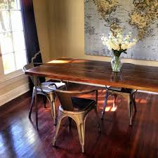 Dining Room Furniture Los Angeles 6ft Hairpin Leg Dining Table Modern Dining Tables Los
