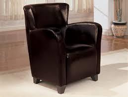 brown fabric accent chair caravana furniture