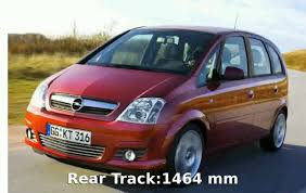 opel dodge 2007 opel meriva opc specification and specs youtube