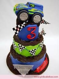 birthday hell monster truck show