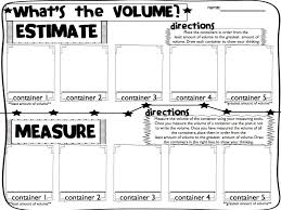 sweet seconds volume measurement capacity time for the