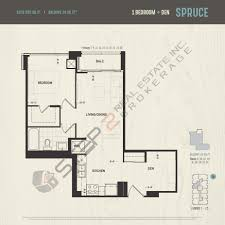 floors plans floor plans oak and co condos