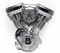 demon u0027s 114ci harley davidson evolution style engine natural and