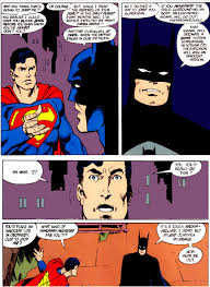 Superman Better Than Batman Memes - review batman vs superman the greatest battles freaksugar