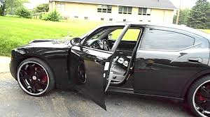 2007 dodge charger craigslist charger on 24s for sale