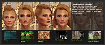 t haircuts from fallout for men lots more female hairstyles at fallout 4 nexus mods and community