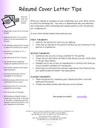 sample of cover letter resume cover letter resume template sample