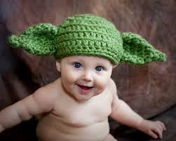Yoda Halloween Costume Infant Yoda Hat Star Wars Yoda Costume Baby Child Dobby