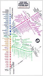 Banglore Metro Route Map by Route Map Detail Of Asansol Division Of Eastern Railways