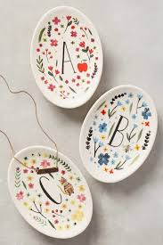 monogrammed dishes 31 incredibly awesome things you never knew you needed for your