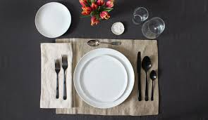 how to set a formal table how to set the table from apartment therapy s maxwell ryan the