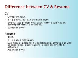 resume vs cover letter cover letter and cv difference video