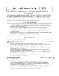 Scholarship Resume Samples by It Resume Example Sample Cio Resumes Resume Cv Cover Letter