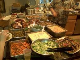 thanksgiving dinner for 40 yelp