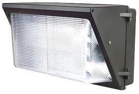 metal halide wall pack light fixtures led equivalent to 250 watt metal halide wall pack amazon com