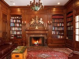 30 classic home library design ideas imposing style freshome com