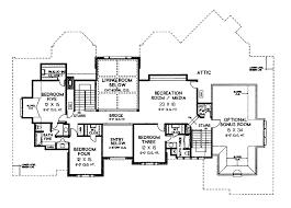 5 bedroom 4 bathroom house plans splendid 5 bedroom 4 bathroom house plans new at home free study