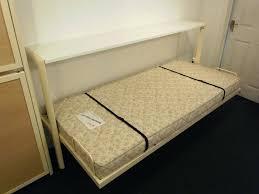 Wall Mounted Folding Bed Fold Single Bed Foldaway Shelf Bed La Literal Single