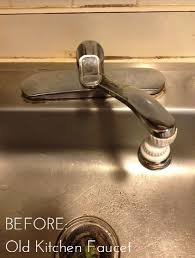 how to install kitchen faucet how to install a pull out kitchen faucet