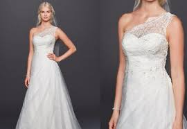 wedding dresses for women with broad shoulder everafterguide